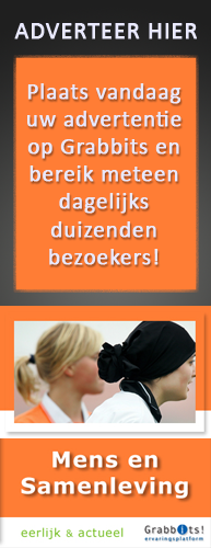 Adverteer op Grabbits categorie Mens en Samenleving