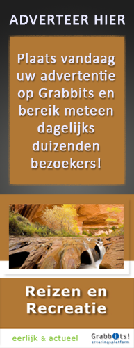 Adverteer op Grabbits categorie Reizen en Recreatie