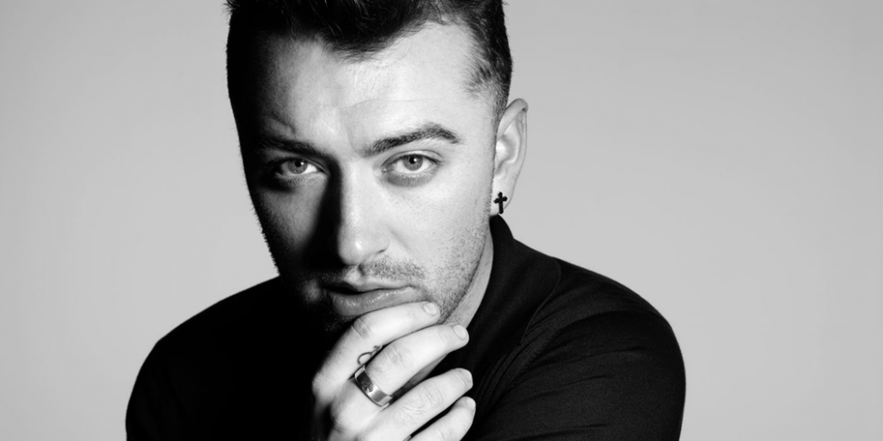 De zanger Sam Smith