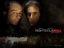 Filmrecensie Righteous Kill
